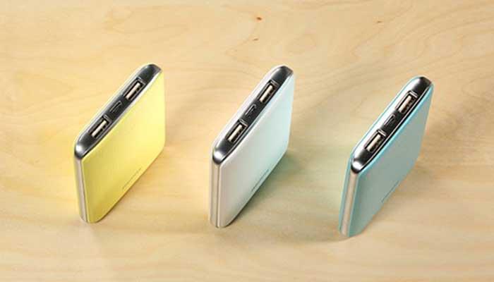 Компактный аккумулятор с 2 USB. Купить в магазине DERJAK.RU