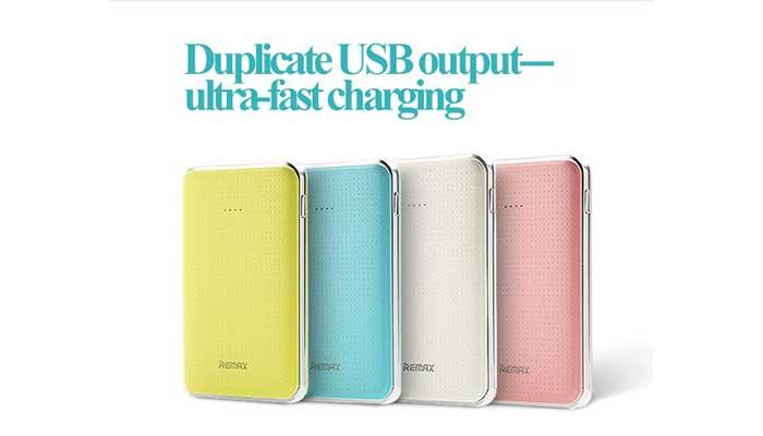Двойной USB для быстрой зарядки