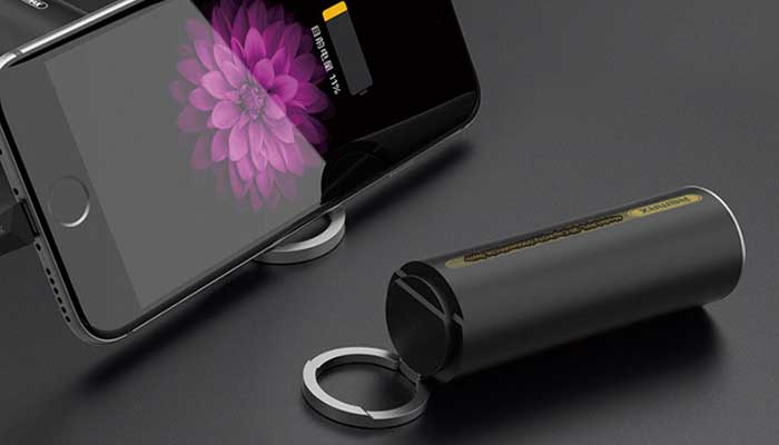 Remax Ring Holder Power Bank 5000 mAh