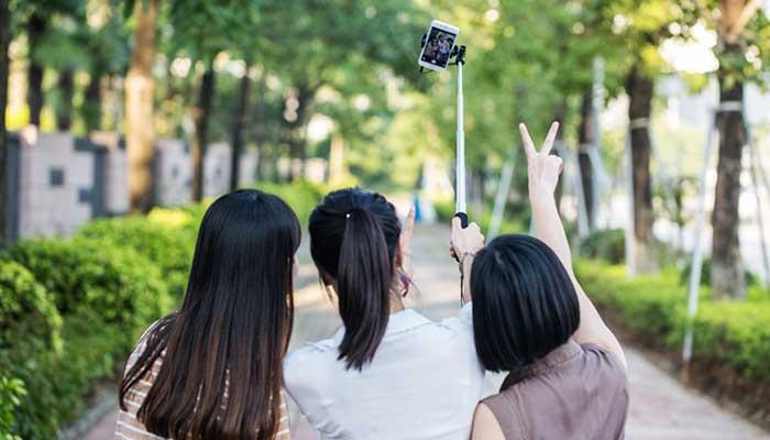 Remax P5 Cable Selfie Stick для отличных снимков