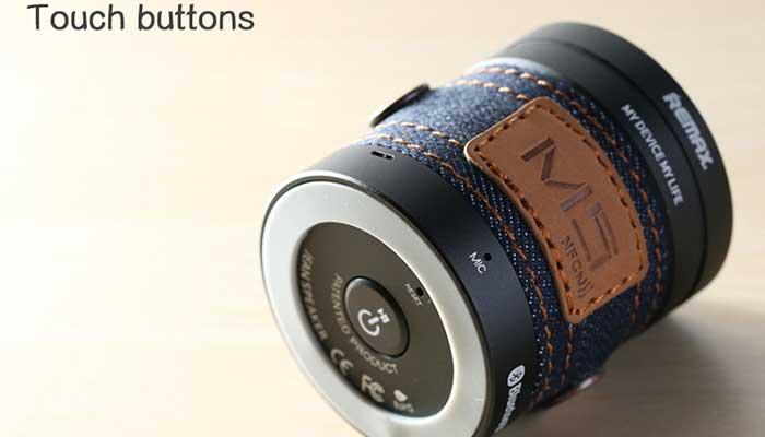 Remax RB-M5 с сенсорными кнопками