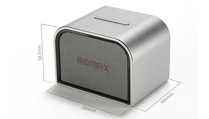 Переносная колонка Remax RB-M8 mini Bluetooth speaker