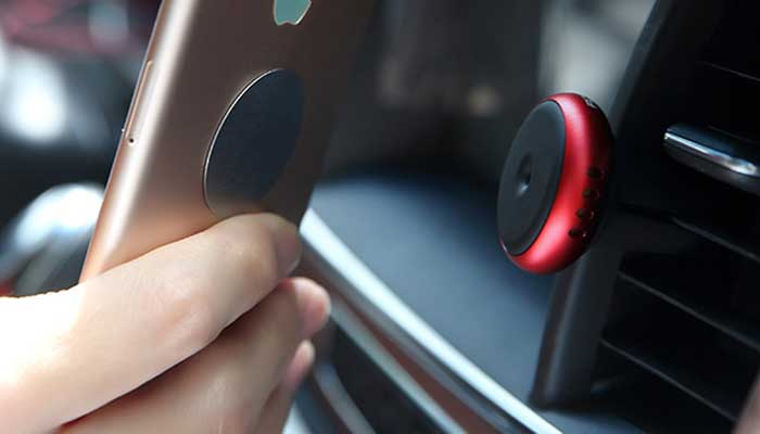 Rock Aroma Universal Air Vent Magnetic Car Mount RPH0833