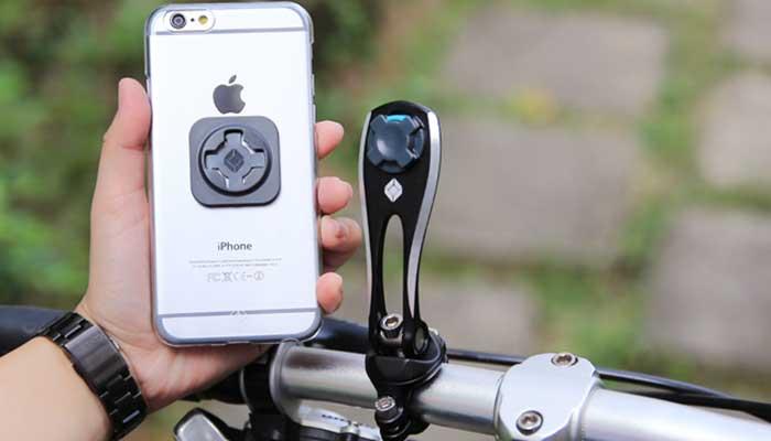 Алюминиевый держатель на руль велосипеда и мотоцикла X-Guard Aluminium Handle bar mount A+