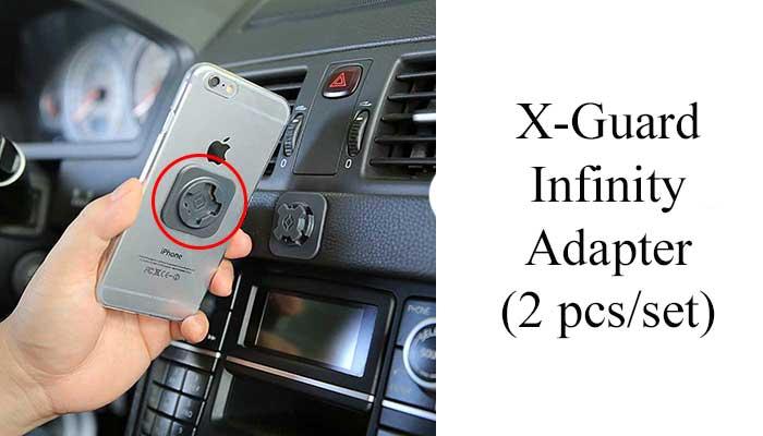X-Guard Infinity Adapter (2 pcs/set)