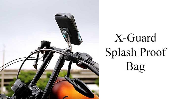 Брызгозащитный чехол X-Guard для смартфонов до 5.5 дюймов