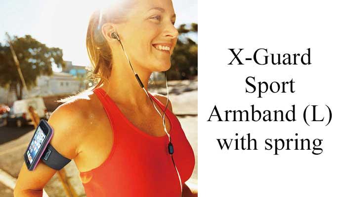 X-Guard Sport Armband (L)