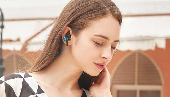 Bluetooth наушники для спорта 1More iBFree