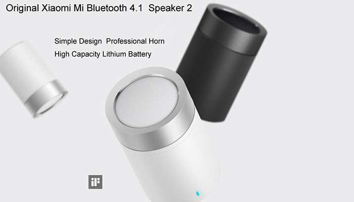 Bluetooth 4.1 колонка Xiaomi мощностью 5 ватт!